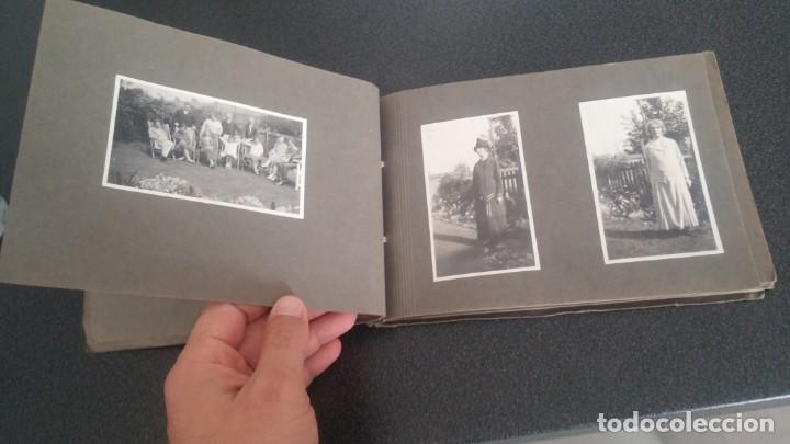ALBUM FOTOS SEGUNDA GUERRA MUNDIAL INGLATERRA (Militar - Fotografía Militar - II Guerra Mundial)