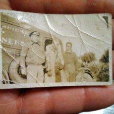 Militaria: FOTOGRAFÍA MILICIANOS EJERCITO REPÚBLICA GUERRA CIVIL, FRENTE JARAMA. Lote 222277648