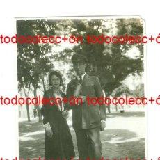Militaria: LOGROÑO ANTIGUA FOTO ORIGINAL DE UN PILOTO DE AVIACIÓN 1930 8.5 X 6 C.M. Lote 222489647