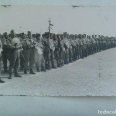 Militaria: LA LEGION : FOTO DE BANDA DE MUSICA LEGIONARIA. Lote 222552858