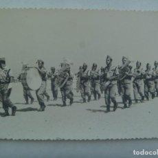 Militaria: LA LEGION : FOTO DE BANDA DE MUSICA LEGIONARIA. Lote 222561883