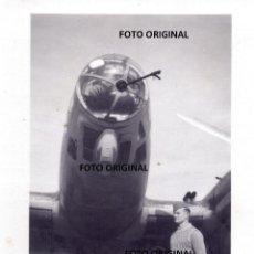 Militaria: SOLDADO O PILOTO AERODROMO SANJURJO ZARAGOZA LEGION CONDOR GUERRA CIVI. Lote 222734518