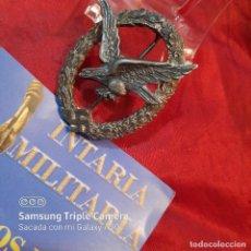 Militaria: DISTINTIVO DE LUFTWAFFE DE RADIO OPERADOR DE COMBATE. Lote 222881837