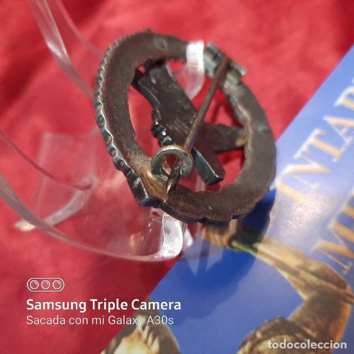 Militaria: Distintivo de Luftwaffe de radio operador de Combate - Foto 4 - 222881837