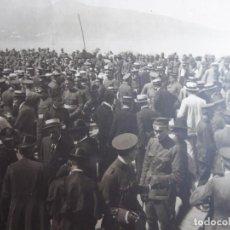 Militaria: FOTOGRAFÍA OFICIALES DEL EJÉRCITO ESPAÑOL. GUERRA DE MARRUECOS. Lote 223866970