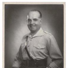 Militaria: BILAUREADO TENIENTE GENERAL JOSÉ ENRIQUE VARELA IGLESIAS, 18X24.. Lote 223917806