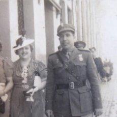 Militaria: FOTOGRAFÍA TENIENTE LEGIONARIO.. Lote 224388207