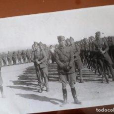 Militaria: FOTOGRAFIA DAR DRIUS 1934 REVERSO ESCRITO . MARRUECOS. GUERRA RIF. MELILLA. GUERRA CIVIL. Lote 225136546