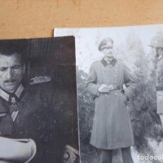 Militaria: FOTOGRAFÍAS OFICIAL DEL EJÉRCITO ALEMÁN.. Lote 225150075