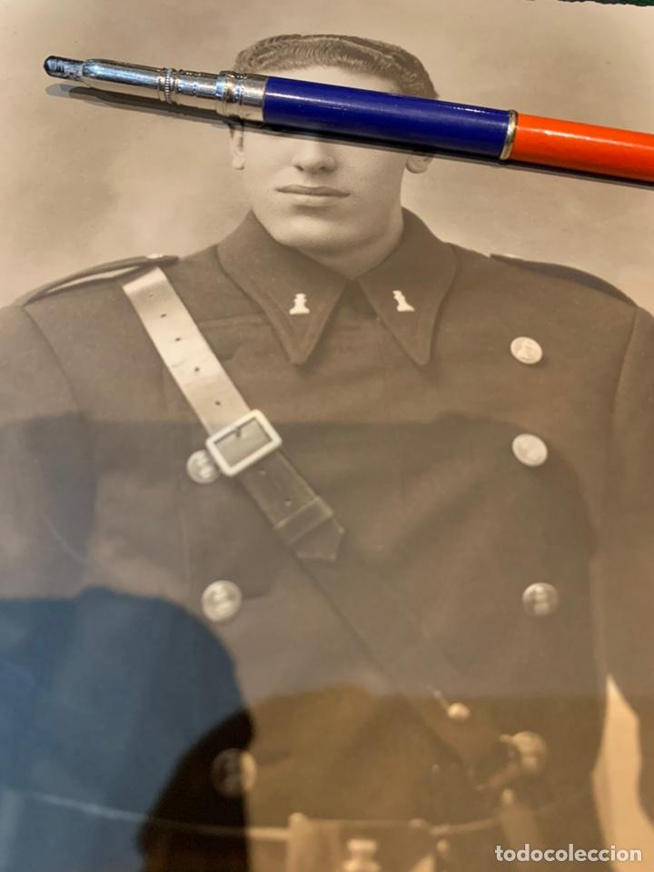 Militaria: Fotografía soldado Ingeniero - conductor - - Foto 2 - 225201197