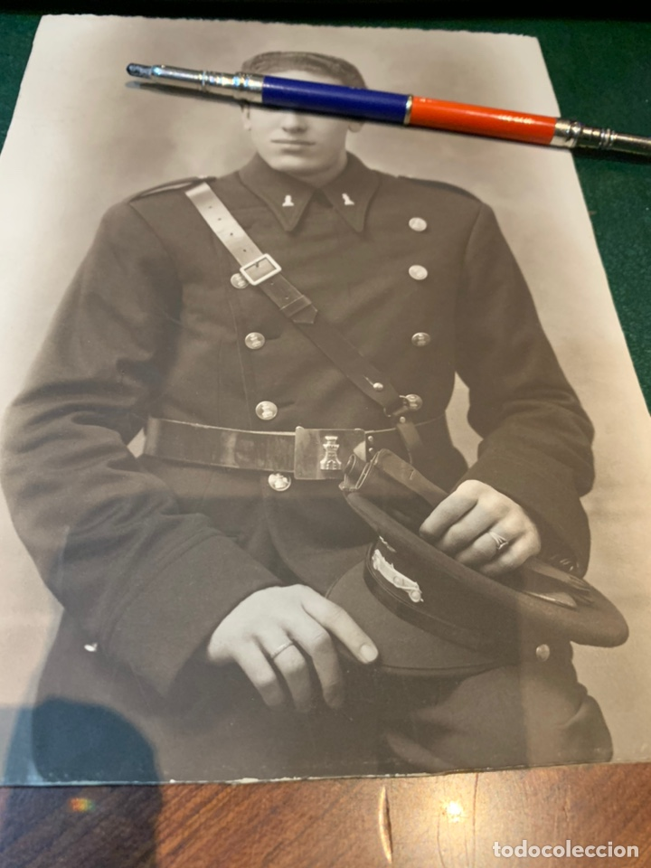 Militaria: Fotografía soldado Ingeniero - conductor - - Foto 5 - 225201197
