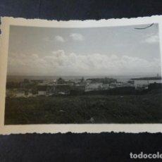 Militaria: TARIFA CADIZ VISTA FOTOGRAFIA POR SOLDADO LEGION CONDOR FOTOGRAFIA 6 X 9 CMTS. Lote 225395495