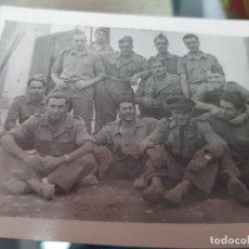 Militaria: ANTIGUA FOTOGRAFIA MILITARES MILITAR EJERCITO. Lote 225974405