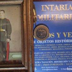 Militaria: CART DE VISITA. Lote 227172780