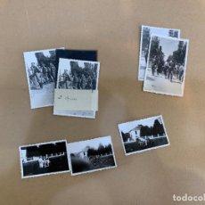 Militaria: GUERRA CIVIL / FOTOS / GUADARRAMA / SAN RAFAEL / JUNIO 1938. Lote 227862015