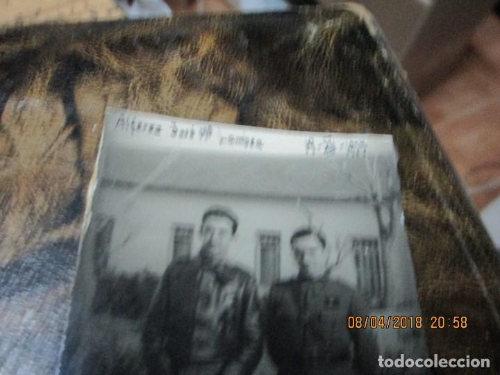Militaria: AVIACION JOSE MARIA LAMBEA PILOTO CONDECORADO EN PLENA GUERRA CIVIL FRENTE ARAGON XII 1937 LEGION - Foto 9 - 172983628