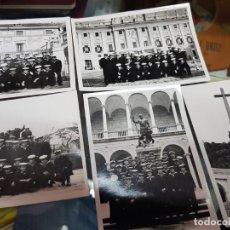 Militaria: ANTIGUAS FOTOGRAFIAS MILITARES MARINEROS MADRID NAVAL. Lote 228721690