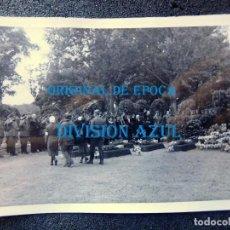 Militaria: (JX-201220)FUNERAL POR LOS CAÍDOS DE LA DIVISIÓN ESPAÑOLA DE VOLUNTARIOS,EN RUSIA.DIVISION AZUL. Lote 228931675