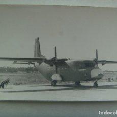 Militaria: AVIACION : FOTO DE AVION DE LA FUERZA AEREA ESPAÑOLA. Lote 295305848
