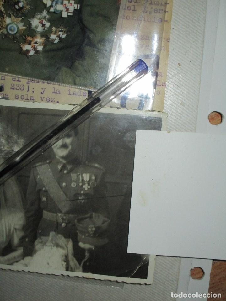 Militaria: burgos ORDEN TENIENTE GENERAL MEDALLA SUFRIMIENTO HERIDO vala FRENTE de ARAGON 1937 GUERRA CIVIL - Foto 8 - 138742774
