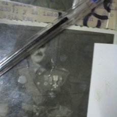 Militaria: BURGOS ORDEN TENIENTE GENERAL MEDALLA SUFRIMIENTO HERIDO VALA FRENTE DE ARAGON 1937 GUERRA CIVIL. Lote 138742774