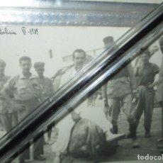 Militaria: RANCHO TILIUIN 1939 MILITARES OFICIALES REGULARES LEGION COMBATIENTES RECIEN ACABADA GUERRA CIVIL. Lote 130532650
