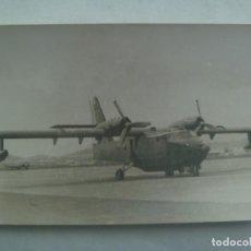 Militaria: AVIACION : FOTO DE AVION DE LA FUERZA AEREA ESPAÑOLA. Lote 263104470