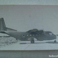 Militaria: AVIACION : FOTO DE AVION DE LA FUERZA AEREA DE ALGUN PAIS EXTRAJERO. Lote 263185960