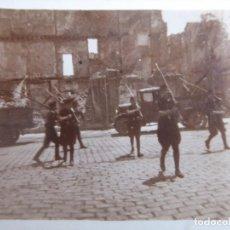 Militaria: FOTOGRAFÍA FLECHAS Y PELAYOS. 1937. Lote 230729645