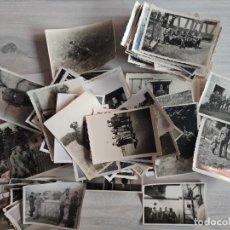 Militaria: LOTE DE 150 FOTOGRAFÍAS SOLDADOS ALEMANES WW2 LEGIÓN CÓNDOR. Lote 230983180