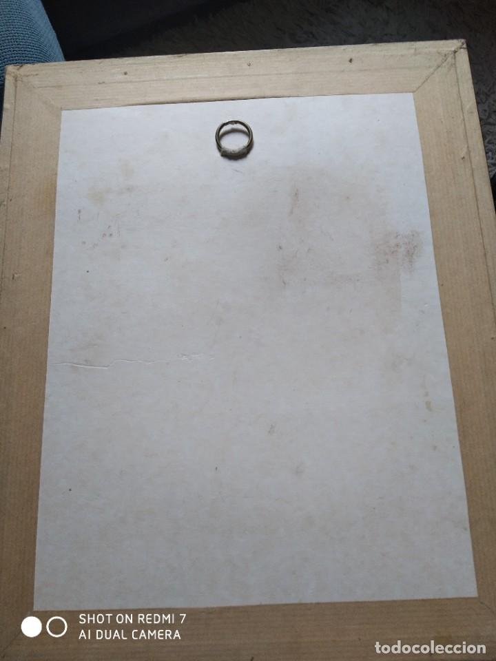 Militaria: Fotografía militar enmarcada 33x27 cm - Foto 5 - 231288770