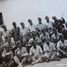 Militaria: FOTOGRAFÍA LEGIONARIOS. CEUTA ROS. Lote 233114495