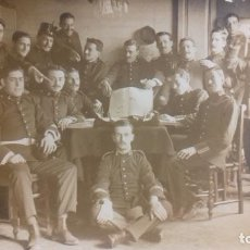 Militaria: FOTO SOLDADOS 1914. Lote 233500585
