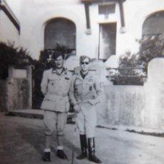 Militaria: FOTOGRAFÍA ALFÉRECES PROVISIONAL DEL EJÉRCITO NACIONAL.. Lote 233604825