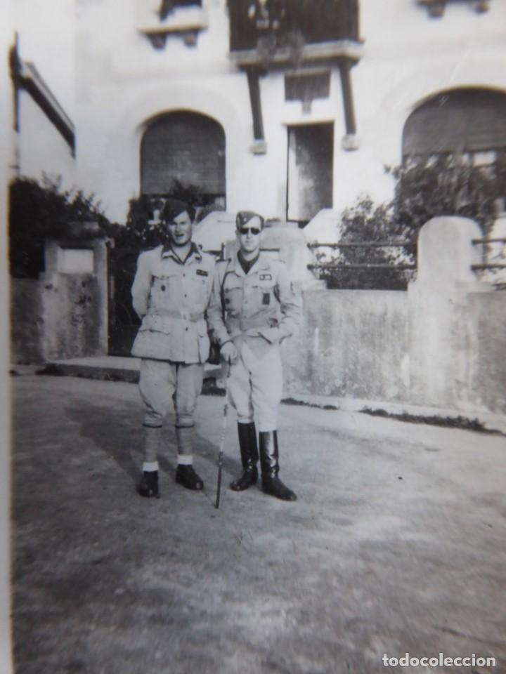 Militaria: Fotografía alféreces provisional del ejército nacional. - Foto 3 - 233604825