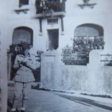 Militaria: FOTOGRAFÍA ALFÉREZ PROVISIONAL DEL EJÉRCITO NACIONAL.. Lote 233605105