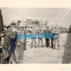Militaria: 1942,FRENTE DE RUSIA, DIVISION AZUL, 96X78MM. Lote 233827175