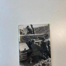 Militaria: FOTOGRAFIA DE PRENSA WWII , ALEMANIA , PRESS PHOTO , 2 GUERRA MUNDIAL 24 X 18 CM. Lote 234565705