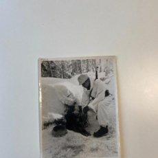 Militaria: FOTOGRAFIA DE PRENSA WWII , ALEMANIA , PRESS PHOTO , 2 GUERRA MUNDIAL 24 X 18 CM. Lote 234567435