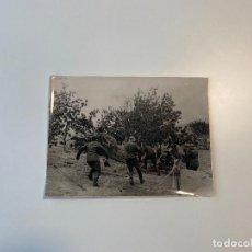 Militaria: FOTOGRAFIA DE PRENSA WWII , ALEMANIA , PRESS PHOTO , 2 GUERRA MUNDIAL 24 X 18 CM. Lote 234567545