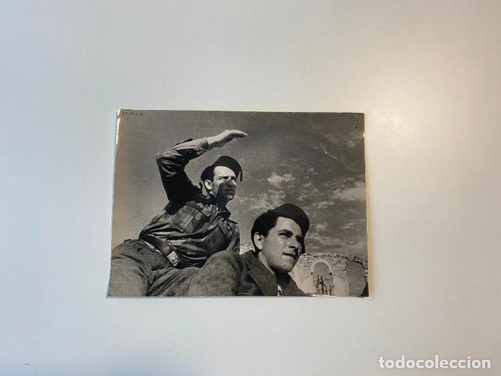 FOTOGRAFIA DE PRENSA WWII , ALEMANIA , PRESS PHOTO , 2 GUERRA MUNDIAL 24 X 18 CM (Militar - Fotografía Militar - II Guerra Mundial)