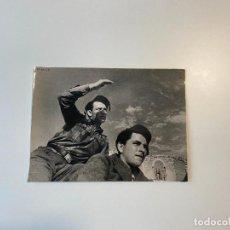 Militaria: FOTOGRAFIA DE PRENSA WWII , ALEMANIA , PRESS PHOTO , 2 GUERRA MUNDIAL 24 X 18 CM. Lote 234567950