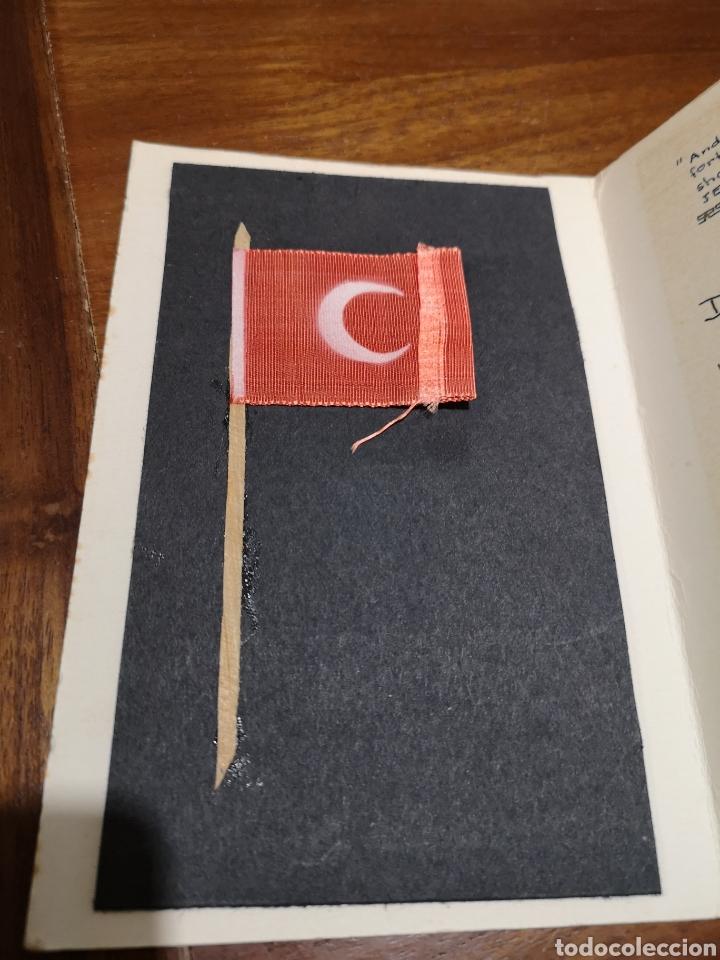 Militaria: Fotografía en postal militar turco más willy años 60 - Foto 3 - 234722465