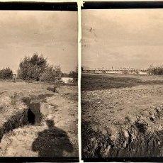 Militaria: LOTTO DI 39 VETRINI FOTOGRAFICI MILITARI ITALIANI-STEREOSCOPIO (POSITIVI) 1916. Lote 235340765