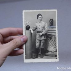 Militaria: ANTIGUA FOTOGRAFIA DE REGULARES DE CABALLERIA, ORIGINAL, GUERRA CIVIL.. Lote 236311285