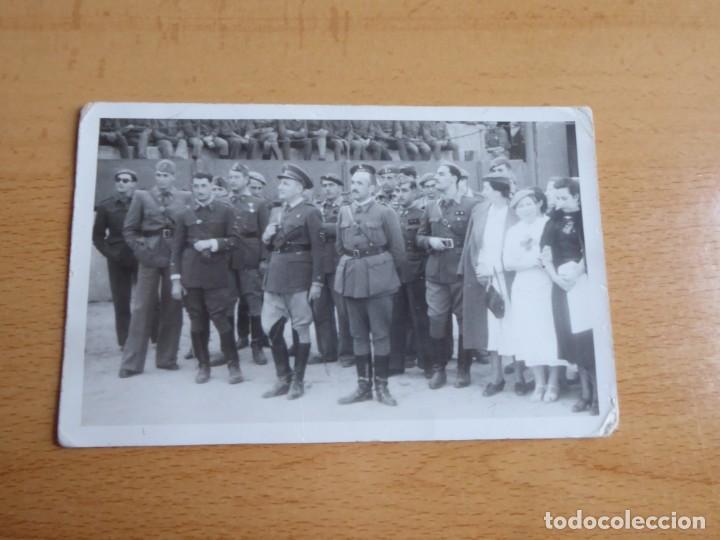 Militaria: Fotografía oficiales del ejército nacional. - Foto 2 - 237404420