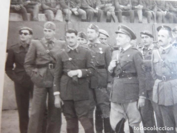 Militaria: Fotografía oficiales del ejército nacional. - Foto 3 - 237404420