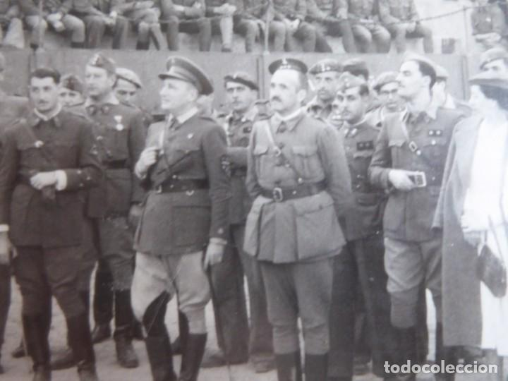 Militaria: Fotografía oficiales del ejército nacional. - Foto 6 - 237404420