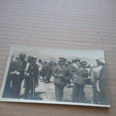 Militaria: FOTOGRAFÍA EVENTO MILITAR EN MALLORCA. (242-3). Lote 237471675