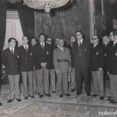 Militaria: FRANCO, AUDIENCIA CIVIL (10/12/1970).. Lote 237649665